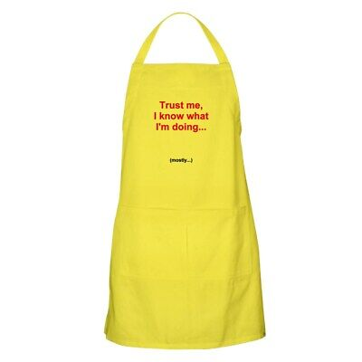 CafePress BBQ Apron Full Length Cooking Apron (161899962)