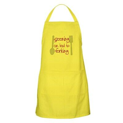 CafePress Spooning Apron Full Length Cooking Apron (245075699)