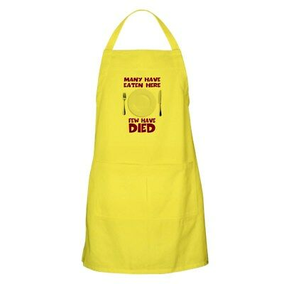 CafePress BBQ Apron Full Length Cooking Apron (289587904)