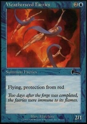 Red Urza/'s Saga Mtg Magic Rare 4x x4 4 Lightning Dragon