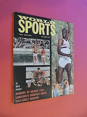 World Sports Magazine. November 1964
