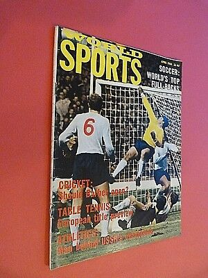 World Sports Magazine. April 1966