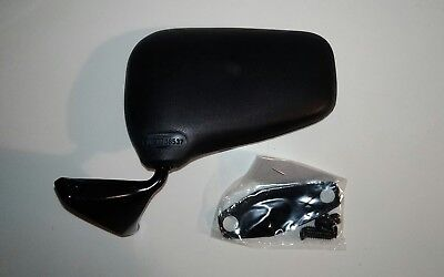Vespa  Specchietto Mirror Cupolino Fly Screen SUPER GORDON 1980s no Utah nos