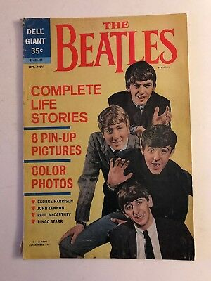 The Beatles Dell 1964