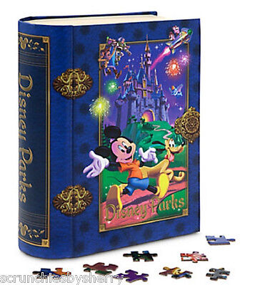 Mickey Mouse and Friends Storybook Jigsaw Puzzle Walt Disney World Theme Parks