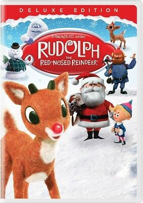 DVD Rudolph the Red-Nosed Reindeer: Deluxe Edition NEW