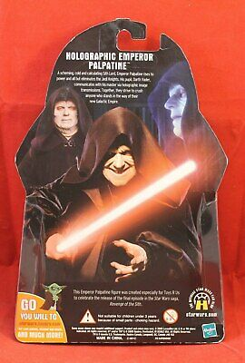 Star Wars Revenge of the Sith ROTS - Holographic Emperor