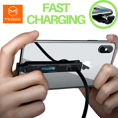 Mcdodo Fast USB Charger Cable Charging Data Cord For iPhone X iPhone 8 Plus 7 6