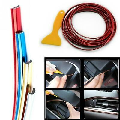 DIY Molding Edge Gap Line Garnish For Car Auto Interior Styling Decoration LC