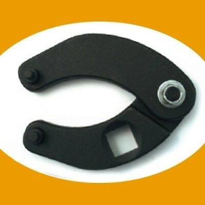"""Large Face Pin Spanner Wrench (3/4"""" drive) Gland Packing Nut Adjustable Tool"""