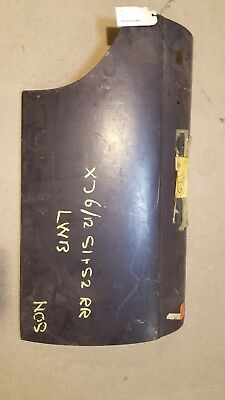 Jaguar Xj6/12 Lwb Right Rear Door Panel , Nos. Js607