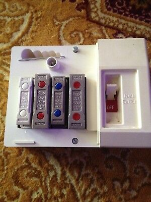MEM 80A 4way Fusebox