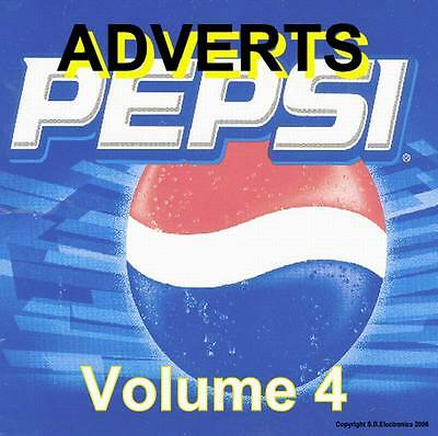 Commercials - TV Adverts Volume 4 1950's to today (NEW) (Audio CD)