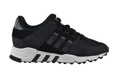 ADIDAS EQT SUPPORT RF black carbon white Schuhe schwarz