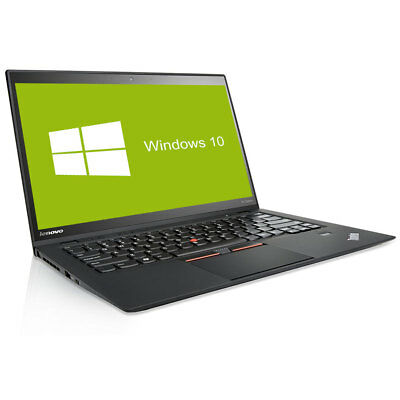 Lenovo ThinkPad X1 Carbon 3rd Gen Intel Core i7-5600U 2,6 GHz 8GB RAM 240GB SSD