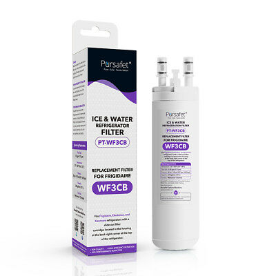 Fits Frigidaire WF3CB Pure Source LP15061 242069601 Water Filter New Sealed