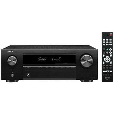 DENON AVR-X550BT sintoamplificatore 5.2 canali 130W Full 4K Ultra HD Bluetooth H