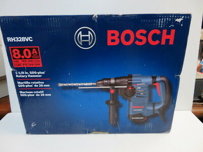 "Bosch RH328VC 1-1/8"" SDS-Plus Rotary Hammer Drill *Brand New*"
