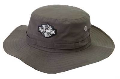 HARLEY-DAVIDSON MENS COTTON Twill Bucket Hat HD-409 -  33.95  6a0579d20a1f