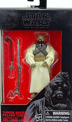 "Tusken Raider (3,75"") Walmart (Für Auspacker) Star Wars The Black Series Hasbro"