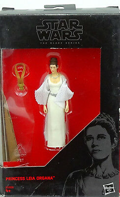 "Princess Leia (3,75"") Walmart (Für Auspacker B!) Star Wars Black Series Hasbro"