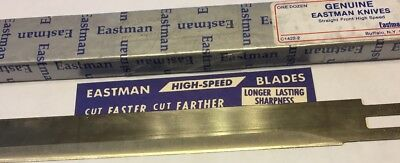 """Eastman Cutting Knife 80C6HS 6"""" Straight Front Bx Of 12 Pc."""