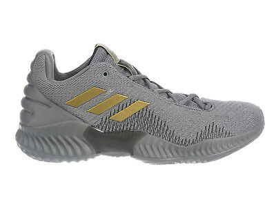 d4c033d9b NEW! ADIDAS PRO BOUNCE LOW 2018 AH2683 - Mens Grey Gold Basketball ...