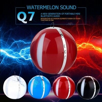 Mini Portable Bluetooth Wireless Speaker Super Bass For iPhone Samsung Tablet PC