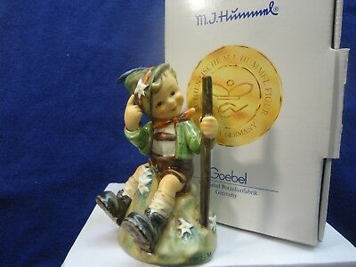 Hummel - Mountaineer *signed Skrobek, #315, TMK6, convention issue mint in box!