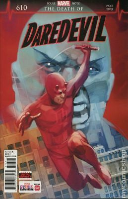 Daredevil (6th Series) #610A 2018 Noto Variant NM Stock Image