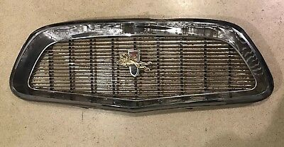 Vintage Car 1960 Chrysler New Yorker Grill & Emblem Lion Logo