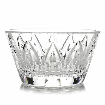 "Waterford Little Pieces of Ireland Baylee 5"" Handmade Crystal Bowl"