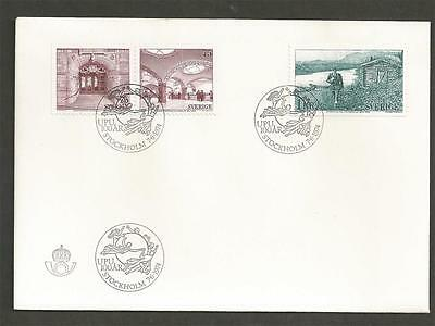 SWEDEN - 1974 The Universal Postal Union  - FIRST DAY COVER