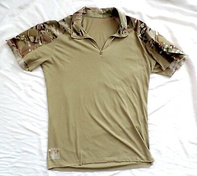 Crye Precision G3 Combat Shirt Multicam 2XL Mens Camo Tactical CUT OFF SLEEVES