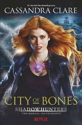 The Mortal Instruments 1: City of Bones by Clare, Cassandra, NEW Book, (Paperbac