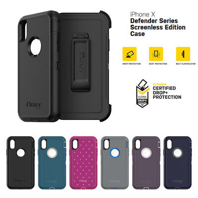 OtterBox DEFENDER SERIES Case for iPhone Xs & iPhone X