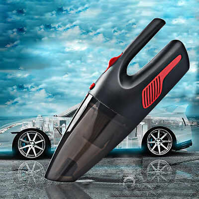Rechargeable Wet & Dry CORDLESS Handheld Car Vacuum Cleaner for Car Home USA