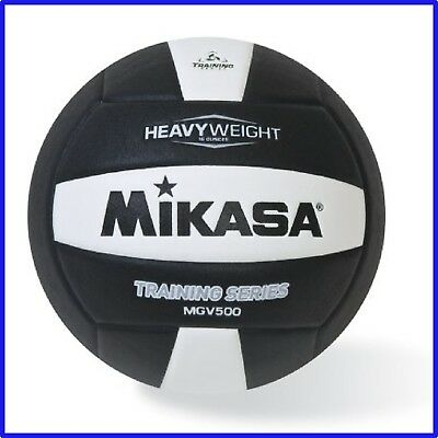 VOLLEYBALL MGV500 Heavy Weight Team Sports Fitness Volleyballs Soft Touch NEW