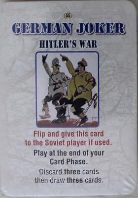 GMT WWII No Retreat! - Card Deck (3rd Printing) Zip SW