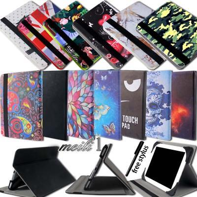 Folio Flip Leather Rotating Stand Smart Cover Case For Various ONDA Tablet