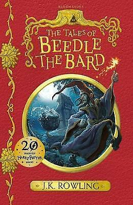 Tales of Beedle the bard, The, By Rowling, J. K.,in Used but Good condition