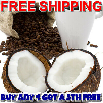 COFFEE & COCONUT Body Spray Mist XStrong VEGAN/CRUELTY FREE