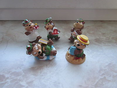 ‹(•¿•)›  ~ Teddies Traumurlaub ~ Figuren ~ Ü-Ei