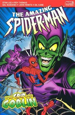 Spider-Man In the Grip of the Goblin (Amazing Spiderman), various, Good Conditio