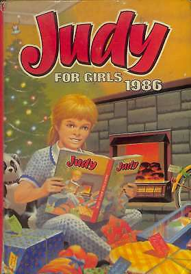 Judy For Girls 1986, , Good Condition Book, ISBN 9780851163260