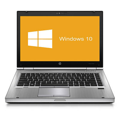 HP EliteBook 8470p Notebook Intel Core i5 2x 2,9GHz 8GB RAM 256GB SSD Win10