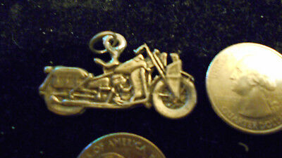 bling pewter biker motorcycle fashion pendant charm HIP HOP necklace JEWELRY diy