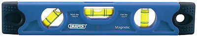 Genuine DRAPER 230mm Torpedo Level with Magnetic Base 79579