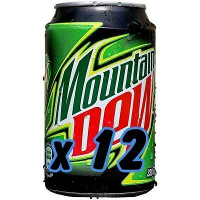 Mountain Dew Classic 12 x 330 ml - EU