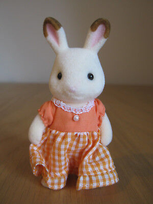 Sylvanian Families - Japanese Chocolate Rabbit Older Sister